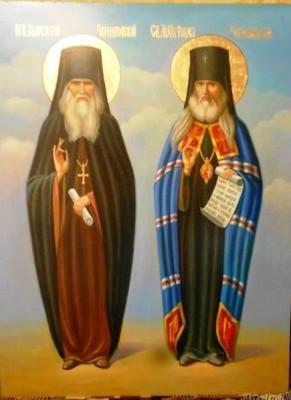 ikona-prepodobnyy-lavrentiy-chernigovskiy-i-prepodobnyy-filaret-chernigovskiy_krasnyy_eduard_1453456052
