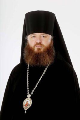 Вікарний архієрей – єпископ Любецький Никодим (Пустовгар)